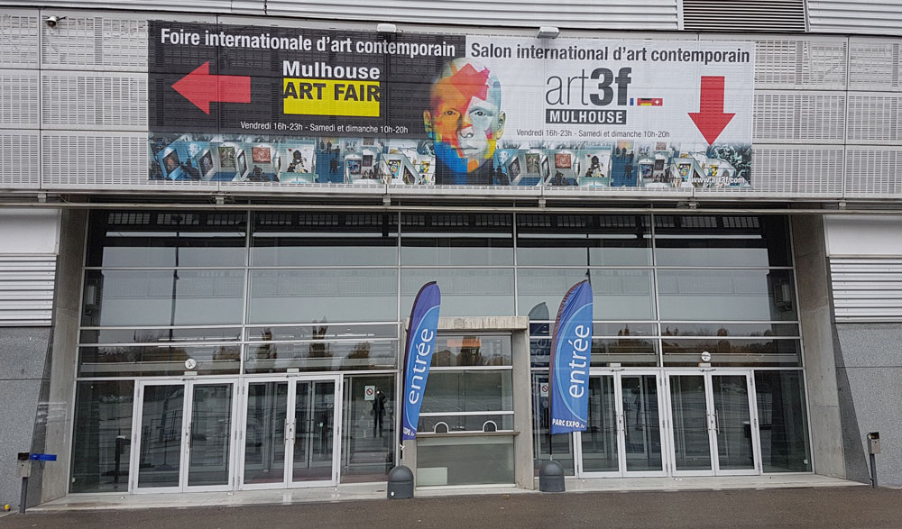 art3f Parc expo Mulhouse