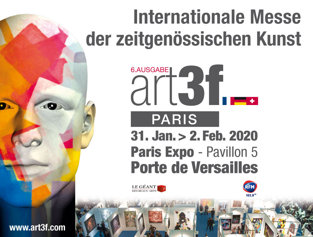 art3f PARIS 2020