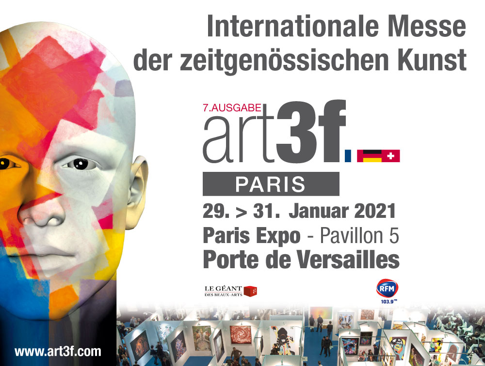 art3f PARIS 2021
