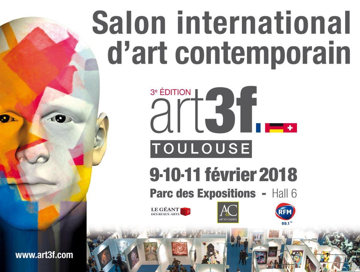 art3f Toulouse 2018