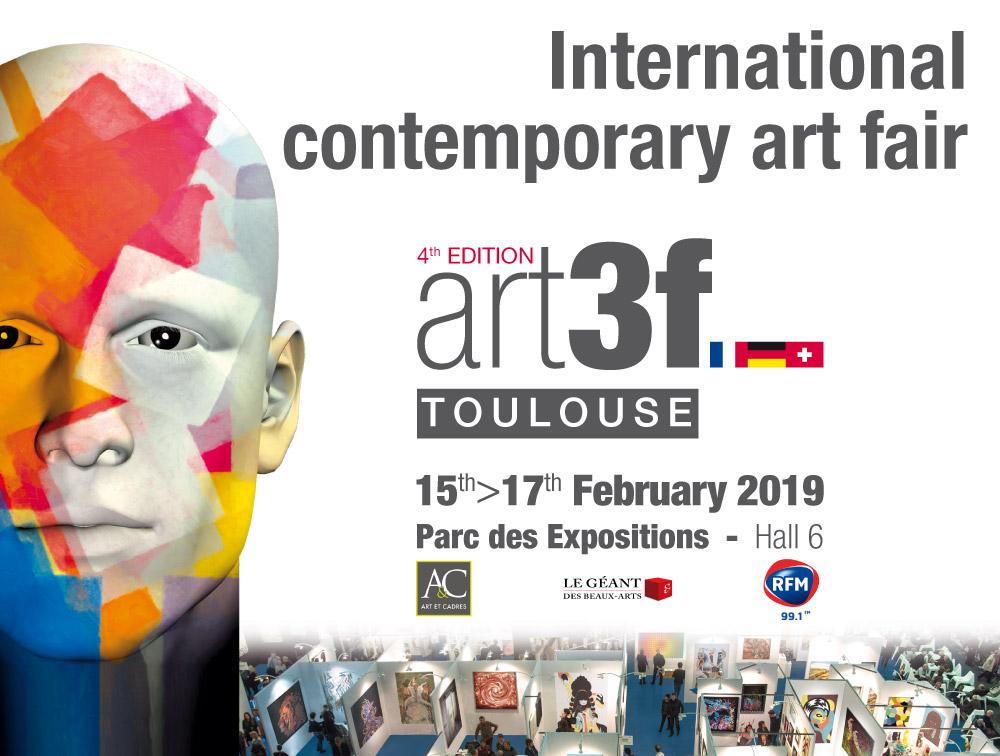 art3f Toulouse 2019