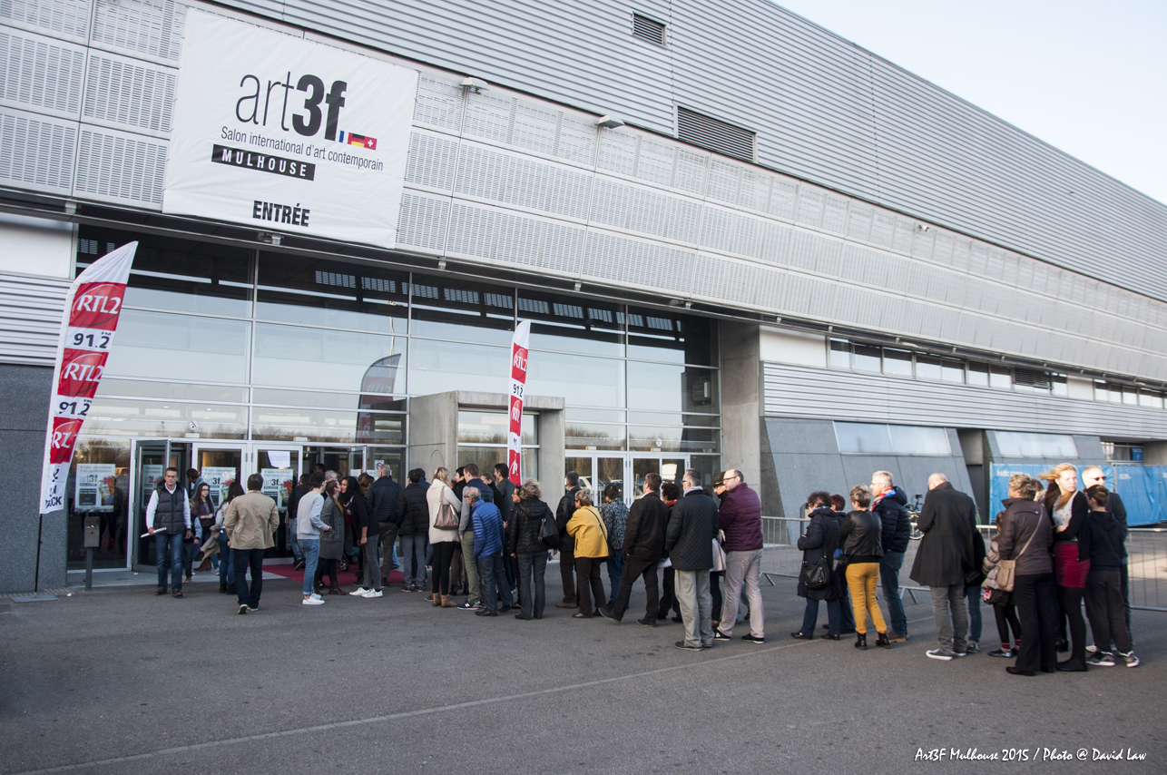 art3f Parc expo Mulhouse 2015
