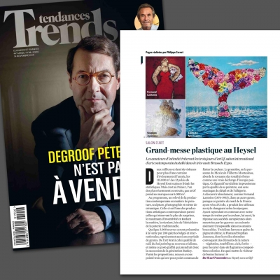 Trends / Tendances Magazine 14 Nov. 2019