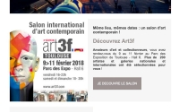 Newsletter - Salon du Tourisme
