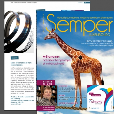 Semper Luxembourg N°111