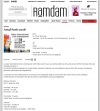 Ramdam - art3f Paris