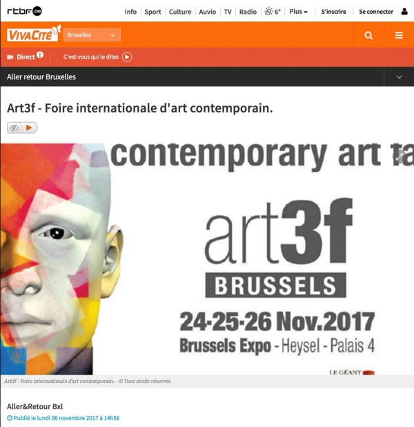 art3f BRUSSELS sur RTBF.be